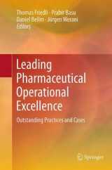 Omslag - Leading Pharmaceutical Operational Excellence