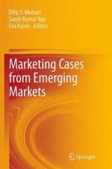 Omslag - Marketing Cases from Emerging Markets