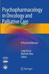Omslag - Psychopharmacology in Oncology and Palliative Care