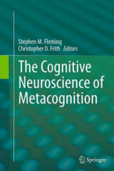 Omslag - The Cognitive Neuroscience of Metacognition
