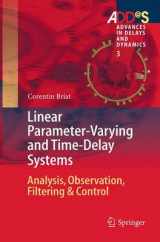 Omslag - Linear Parameter-Varying and Time-Delay Systems