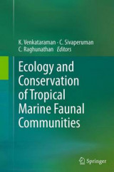 Omslag - Ecology and Conservation of Tropical Marine Faunal Communities