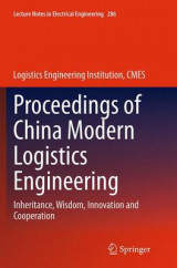 Omslag - Proceedings of China Modern Logistics Engineering