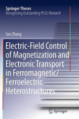 Omslag - Electric-Field Control of Magnetization and Electronic Transport in Ferromagnetic/Ferroelectric Heterostructures