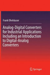 Omslag - Analog-Digital Converters for Industrial Applications Including an Introduction to Digital-Analog Converters