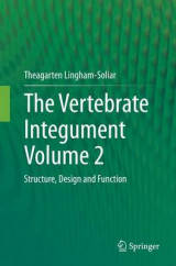 Omslag - The Vertebrate Integumentvolume: No. 2