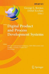 Omslag - Digital Product and Process Development Systems