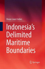 Omslag - Indonesia's Delimited Maritime Boundaries