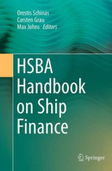 Omslag - Hsba Handbook on Ship Finance