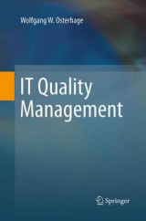 Omslag - IT Quality Management
