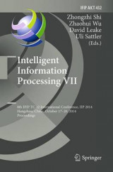 Omslag - Intelligent Information Processing VII