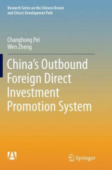 Omslag - China's Outbound Foreign Direct Investment Promotion System