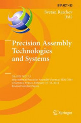 Omslag - Precision Assembly Technologies and Systems