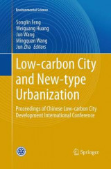 Omslag - Low-Carbon City and New-Type Urbanization