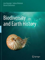 Omslag - Biodiversity and Earth History