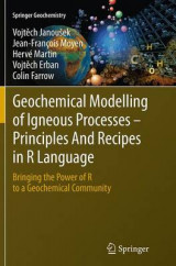 Omslag - Geochemical Modelling of Igneous Processes - Principles and Recipes in R Language