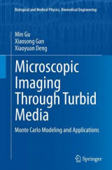 Omslag - Microscopic Imaging Through Turbid Media