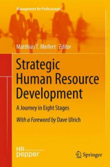Omslag - Strategic Human Resource Development