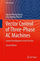 Omslag - Vector Control of Three-Phase AC Machines
