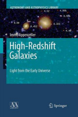 Omslag - High-Redshift Galaxies