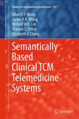 Omslag - Semantically Based Clinical TCM Telemedicine Systems