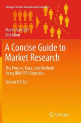 Omslag - A Concise Guide to Market Research