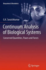 Omslag - Continuum Analysis of Biological Systems