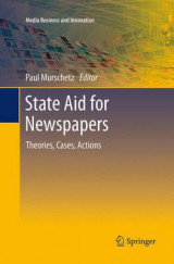 Omslag - State Aid for Newspapers