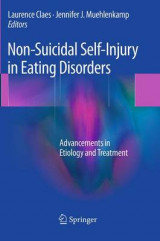 Omslag - Non-Suicidal Self-Injury in Eating Disorders