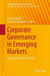 Omslag - Corporate Governance in Emerging Markets