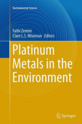 Omslag - Platinum Metals in the Environment