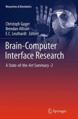 Omslag - Brain-Computer Interface Research