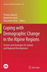 Omslag - Coping with Demographic Change in the Alpine Regions