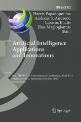 Omslag - Artificial Intelligence Applications and Innovations
