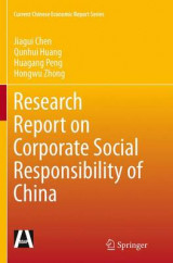 Omslag - Research Report on Corporate Social Responsibility of China