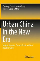 Omslag - Urban China in the New Era