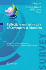 Omslag - Reflections on the History of Computers in Education