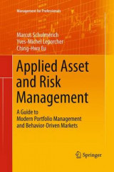 Omslag - Applied Asset and Risk Management