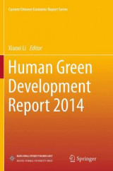 Omslag - Human Green Development Report 2014