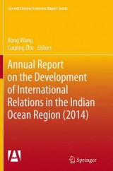Omslag - Annual Report on the Development of International Relations in the Indian Ocean Region (2014)
