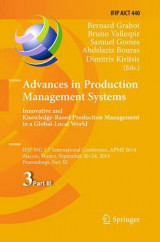 Omslag - Advances in Production Management Systems: Innovative and Knowledge-Based Production Management in a Global-Local World: Part III