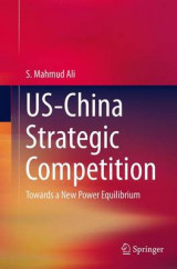 Omslag - US-China Strategic Competition
