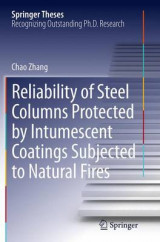 Omslag - Reliability of Steel Columns Protected by Intumescent Coatings Subjected to Natural Fires