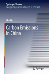 Omslag - Carbon Emissions in China 2017