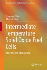 Omslag - Intermediate-Temperature Solid Oxide Fuel Cells