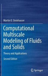 Omslag - Computational Multiscale Modeling of Fluids and Solids 2017