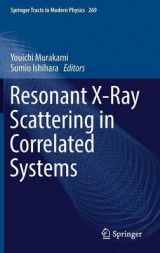 Omslag - Resonant X-Ray Scattering in Correlated Systems 2017