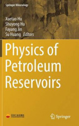Omslag - Physics of Petroleum Reservoirs
