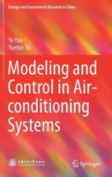 Omslag - Modeling and Control in Air-Conditioning Systems 2017