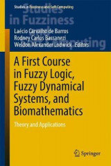Omslag - A First Course in Fuzzy Logic, Fuzzy Dynamical Systems, and Biomathematics 2017